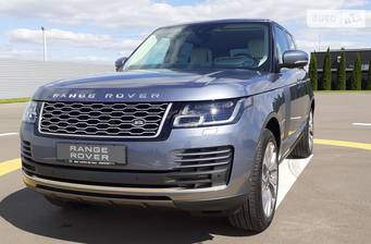 Land Rover Range Rover 3.0 SDV6 АТ (275 л.с.) AWD SWB 2020