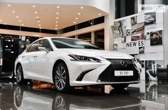 Lexus ES 250 AT (207 л.с.) 2020