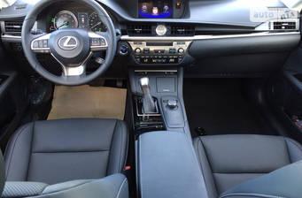 Lexus ES 300 Hybrid (204 л.с.) 2018