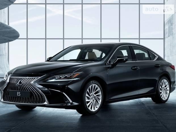 Lexus ES Business