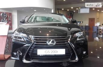 Lexus GS  200t AT (245 л.с.) 2017