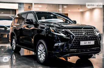 Lexus GX 460 AT (296 л.с.) 2020