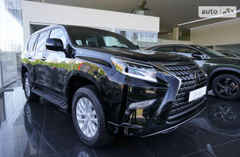 Lexus GX 460 AT (296 л.с.) 2021