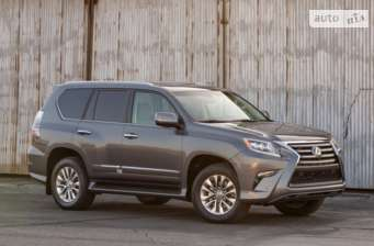 Lexus GX 460 AT (296 л.с.) Luxury 2017