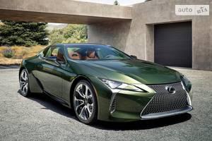 Lexus LC 500 AT (477 л.с.) Luxury 2021