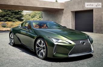 Lexus LC 500 AT (477 л.с.) 2021