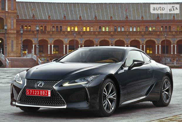 Lexus LC Luxury