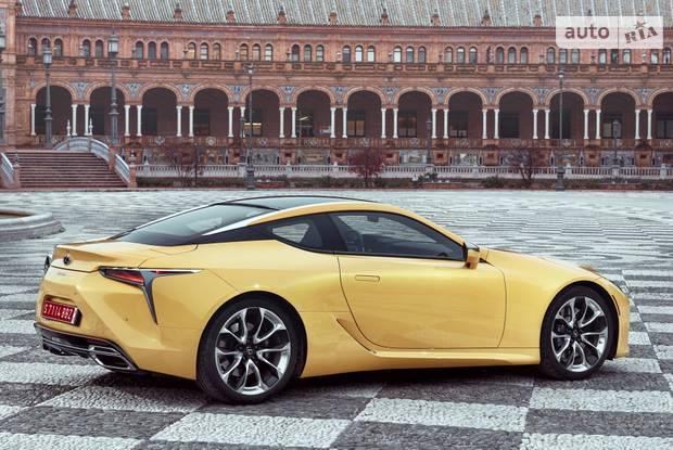 Lexus LC Sport+