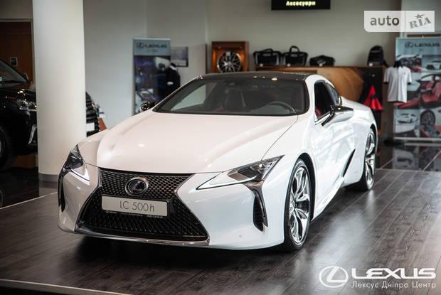 Lexus LC Sport