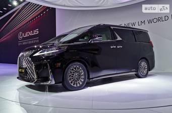 Lexus LM 2021 base