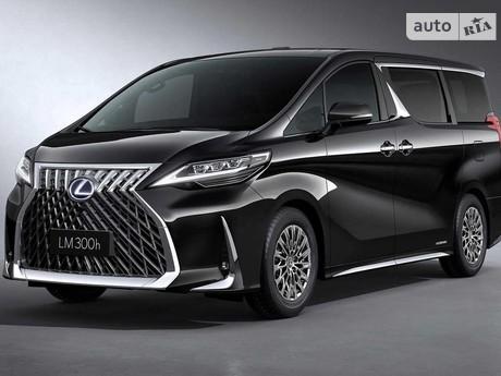 Lexus LM 2021