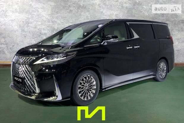 Lexus LM base