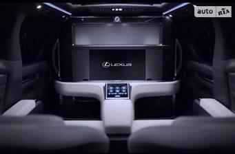 Lexus LM 2020 base