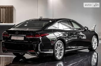 Lexus LS 2018 Luxury