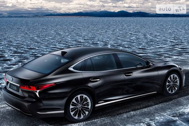 Lexus LS Executive