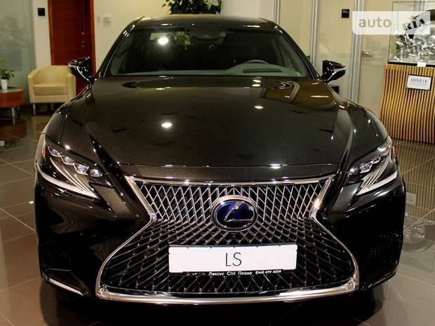 Lexus LS Executive