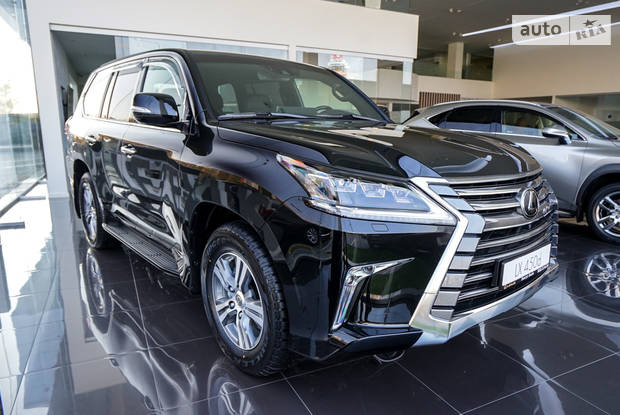 Lexus LX Luxury