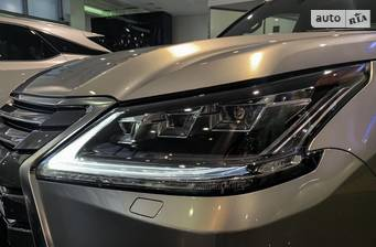 Lexus LX 2021 Luxury