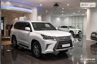 Lexus LX 450d AT (272 л.с.) 2021