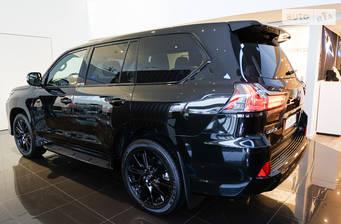 Lexus LX 2020 Black Edition