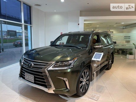 Lexus LX 2021