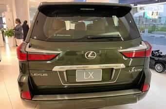 Lexus LX 2021 Luxury+
