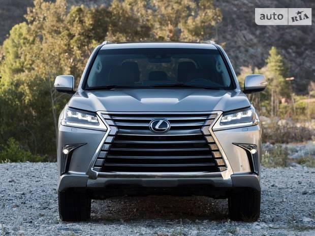 Lexus LX Luxury+