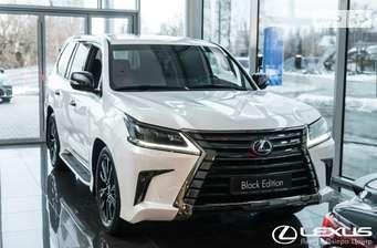 Lexus LX Black Edition 2019