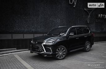 Lexus LX 2020 Sport +