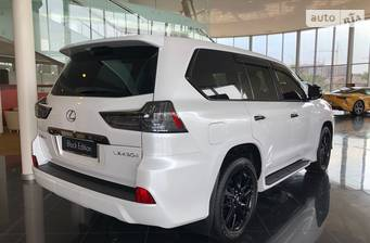 Lexus LX 2020 Black Edition