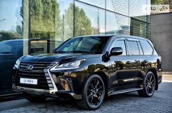 Lexus LX 450d AT (272 л.с.) 2020