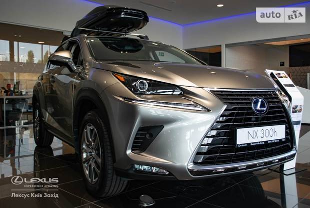 Lexus NX Executive+