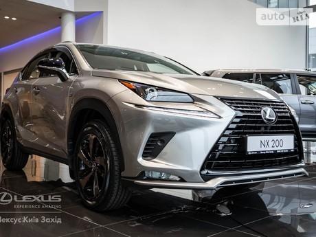 Lexus NX 2020