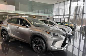 Lexus NX 2020 Sport+