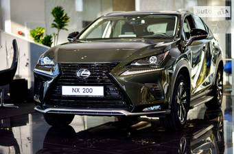 Lexus NX 200 AT (150 л.с.) AWD 2021