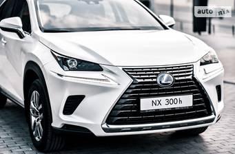 Lexus NX 2021 Business+