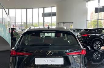 Lexus NX 2021 Sport+