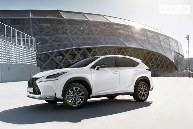 Lexus NX Executive