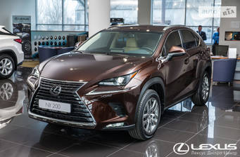 Lexus NX 200 AT (150 л.с.) AWD 2018