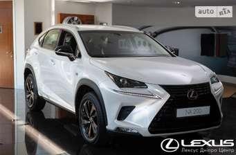 Lexus NX Sport 2019