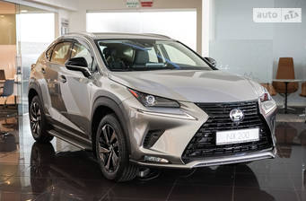 Lexus NX 200 AT (150 л.с.) AWD 2020
