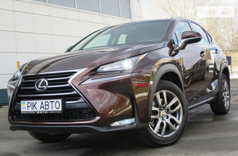 Lexus NX 200 AT (150 л.с.) AWD Progressive 2016