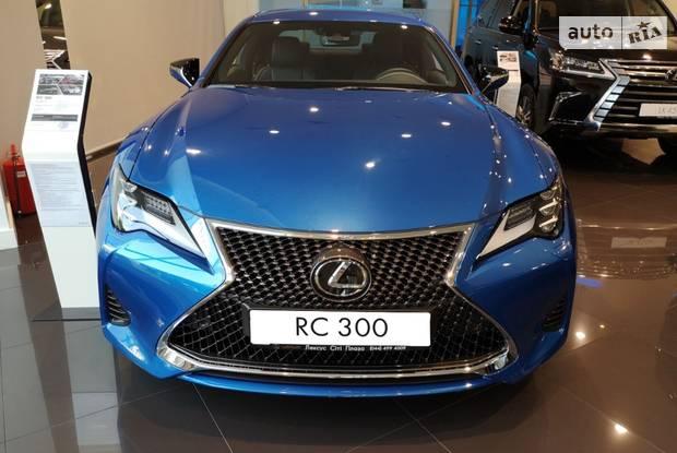 Lexus RC Luxury