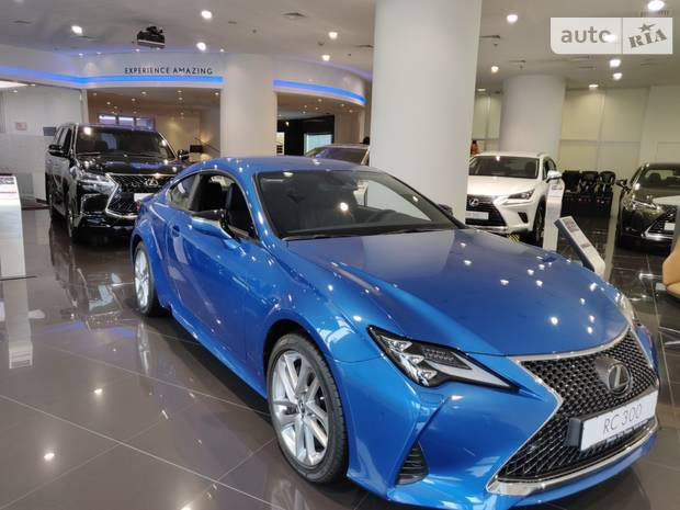 Lexus RC Luxury