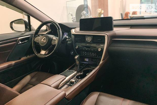 Lexus RX Individual