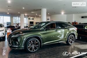 Lexus RX 350 AT (300 л.с.) AWD Sport+ 2021