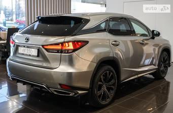 Lexus RX 2020 Sport+