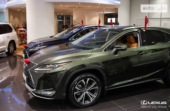 Lexus RX 2020 Executive+