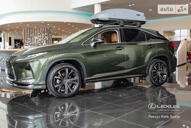 Lexus RX Sport+