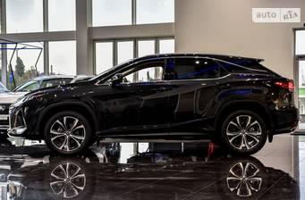 Lexus RX 2021 Sport+